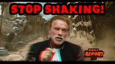 Arnold Schwarzenegger to Bodybuilders: Stop Shaking! Arnold Schwarzenegger, Banner, Fitness, Fictional Characters, Banner Stands, Fantasy Characters, Banners