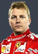 Kimi Räikkönen (2015) Ferrari