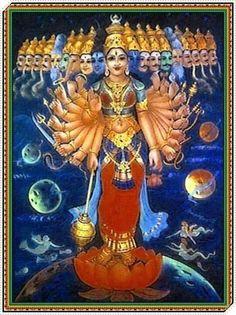 Shiva Art, Ganesha Art, Shiva Shakti, Hindu Art, Kali Goddess, Mother Goddess, Shri Yantra, Hindu Mantras, Lord Shiva Painting