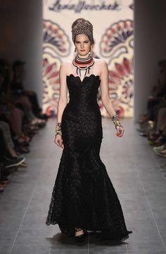 Lena Hoschek SS 2015 - RTW - Berlin Fashion Week