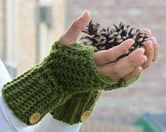Картинки по запросу mittens no fingers crochet knitting