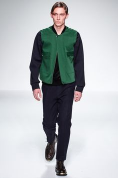 Lou Dalton | Fall 2013 Menswear Collection | Style.com