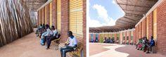Kéré Architecture :: Lycée Schorge Secondary School