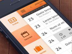 Taskmanager Concept Mobile