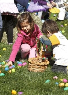 More than 60 Egg Hunts in Seattle and around the Puget Sound