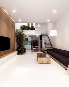 Ceiling Ideas, Amai, Home Interior Design, Townhouse, Living Room Decor, Conference Room, Interior Design, Little Cottages, Architecture