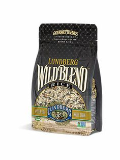 Yummy wild rice blend, will be substituting my white jasmine rice for this.Same amount of calories but this has fiber and a great taste.