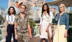 Sony Pictures has released a brief teaser for the new Charlie's Angels, which stars Kristen Stewart and Naomi Scott. Patrick Stewart, Kristen Stewart, Naomi Scott, Elizabeth Banks, Sam Claflin, Miley Cyrus, Captain Marvel, Vanity Fair, Auburn