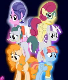 MLP Mothers of Mane We have meat all of them now! My Little Pony Fotos, Imagenes My Little Pony, My Little Pony Comic, My Little Pony Pictures, Little Kid Shows, Kids Shows, Fluttershy, Manado, Rainbow Dash