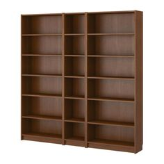walls of boooks for the reading nook....maybe even 2...1 for  each of the sides of the area.  In Black/Brown finish