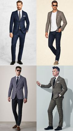 Wearing checks can either look classic and refined or clownishly costume. Check yourself the right way with our guide to the best patterns and the most stylish ways to wear them Formal Wear, Tuxedo, Looks Great, That Look, Footwear, Style Inspiration, Blazer, Mens Fashion, Suits