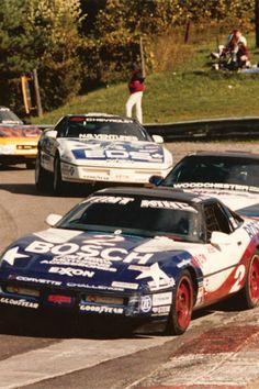Corvette Challenge 1989