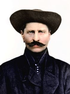 Photo Portrait Hungary - a legendary Hungarian outlaw Moustache, Airbrush, Hungary, Portrait, Retro, Color, Costumes, Times, Traditional