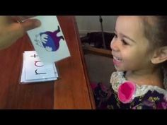 How to teach any child to read EASILY and FAST! before preschool! - YouTube  Jady A.