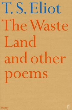 The Waste Land and Other Poems - T.S. Eliot - Google Books
