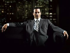 26th January, 2014 - Time again for Mad Men