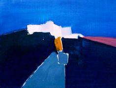 Nicolas de Stael abstraction and figuration betweens