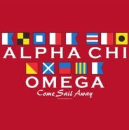 Come Sail Away with Alpha Chi Omega!