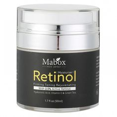 Retinol 2.5% Moisturizer Face Cream with Vitamin E Collagen Hyaluronic and Acid Green Tea //Price: $22.78 & FREE Shipping //     #girls #clothes #AntiAgingFacial Creme Anti Age, Anti Aging Cream, Anti Aging Facial, Anti Aging Skin Care, Vitamin E, Natural Face Cream, Natural Skin, Cream For Oily Skin, Skin Cream