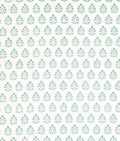 Robert Allen Belle Bloom Water Fabric