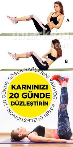 5 Exercises to Melt Fat and Flatten Abdomen Yoga Fitness, Fitness Tips, Fitness Models, Fitness Motivation, Health Fitness, Pilates Body, Yoga Pilates, Merida, Cardio Training