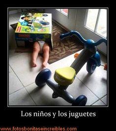 los juguetes - http://www.fotosbonitaseincreibles.com/los-juguetes/