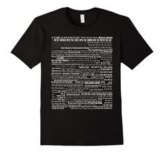 #TWD #Thewalkingdead #christmasgifts Every major quote from all seasons from Rick, Michonne, Daryl Dixon, Glenn, Maggie, Beth, Herschel, Dale, T-Dog, Merle, Carol, Shane and Carl, A MUST HAVE for any TRUE Walking Dead Fan! The Walking Dead Quotes Shirt TWD
