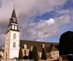Église St-Paul, à Pléboulle.