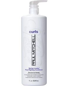 This creamy, rinse-out curl detangler and conditioner tackles tangles, de-frizzes and defines curls. Replenishes moisture with jojoba oil and hydrating natural