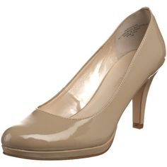 AK Anne Klein Women's Wystere Platform Pump,Natural Synthetic,8.5 M US. http://wholesalebootsnshoes.com/2014/09/30/ak-anne-klein-womens-wystere-platform-pumpnatural-synthetic8-5-m-us/