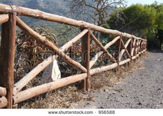 Rustic Fence - Bing Images