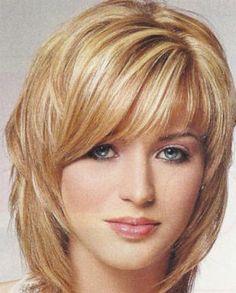 tintes para cabello mechas rubias modernos | Shag (Kırpık) Saç Modeli Foto Galeri | Saç Modelleri