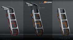 "ArtStation - ""Robinson the journey"" - Rover concept design, Ivan Tantsiura"