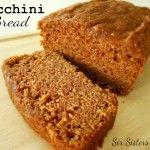 Classic Zucchini Bread | Six Sisters' Stuff