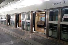 Metro C - Da Maggio ad Ottobre orario ridotto