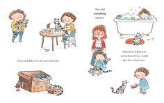 Becky Cameron — MA CHILDREN'S BOOK ILLUSTRATION 2016