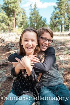 Sibling Love! Greer Arizona. Anna Rochelle Imagery