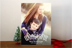 #23. A Wonderful Life by @Alston Wise Wise from Gainesville, FL. Announcing @Minted #Holiday2012 design challenge winners.