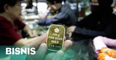 Solid Gold- JAKARTA Harga emas PT Aneka Tambang (Antam) hari ini dijual di kisaran Rp610.000 untuk ukuran 1 gram. Sementara harga beli kembali (buy back) dihargai sebesar Rp550.000 per gram. Melans…