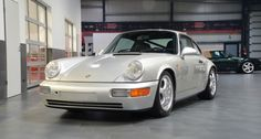 Porsche 964 Carrera RS NGT/M003 Clubsport