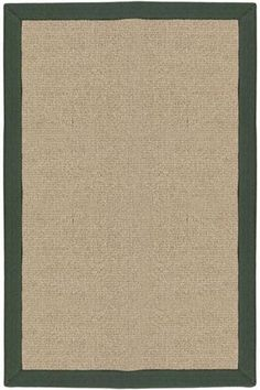 142082feb5a97d Athena Area Rug with Border - Natural Fiber Rugs - Transitional Rugs - Rugs