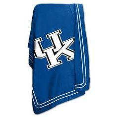Kentucky Wildcats NCAA Classic Fleece Blanket