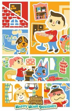 Animal Crossing: Happy Home Designer [3DS]