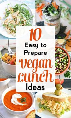 10 Easy to Prepare V