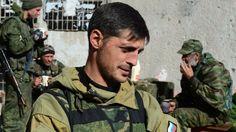Ukraine conflict: Rebel leader Givi dies in bomb attack - BBC News