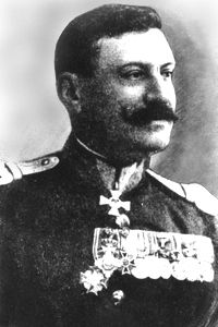 Eremia Grigorescu (November 28, 1863—July 21, 1919) was a Romanian artillery General during World War I, and Minister of War in the Constantin Coandă cabinet (October–November 1918).