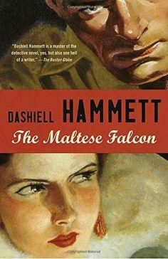 The Maltese Falcon by Dashiell Hammett http://www.amazon.com/dp/0679722645/ref=cm_sw_r_pi_dp_oOf7wb18TXX2B