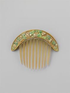 Florence Koehler's Comb, ca. 1905