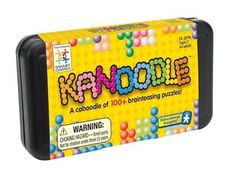 Kanoodle Brain Smart Games Twisting 3-D Puzzle Game by Educational Insights NEW  | eBay 3d Jigsaw Puzzles, Wooden Puzzles, Solitaire Games, Puzzle Games For Kids, Cube Toy, Possible Combinations, Puzzle Books, Adult Games, Brain Teasers