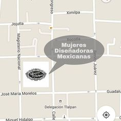 Guapuras no olviden que este fin 29&30 nos vemos en @barriotlalpan en el bello Centro de Tlalpan recuerden que habrá más de 10 marcas creadas por talentosas mujeres emprendedoras. Les dejamos un mapita Congreso No.6 Centro de Tlalpan. Allá nos vemos! #mujeresemprendedoras #mujeresdiseñadorasmexicanas #diseñomexicano #talentomexicano #BarrioTlalpan #CDMX #ComunidadEvee #EveeStudio http://ift.tt/1MRyPln